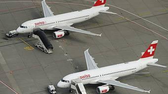 Passagiervolumen der Swiss konnte erneut gesteigert werden