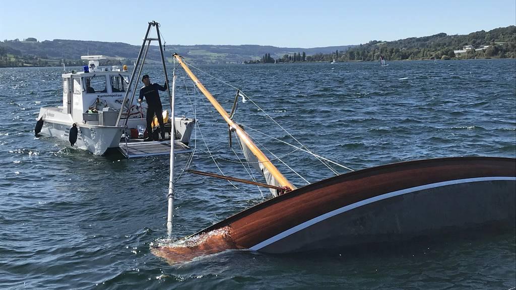Thurgauer Seepolizei rettet 170 Menschen aus Seenot