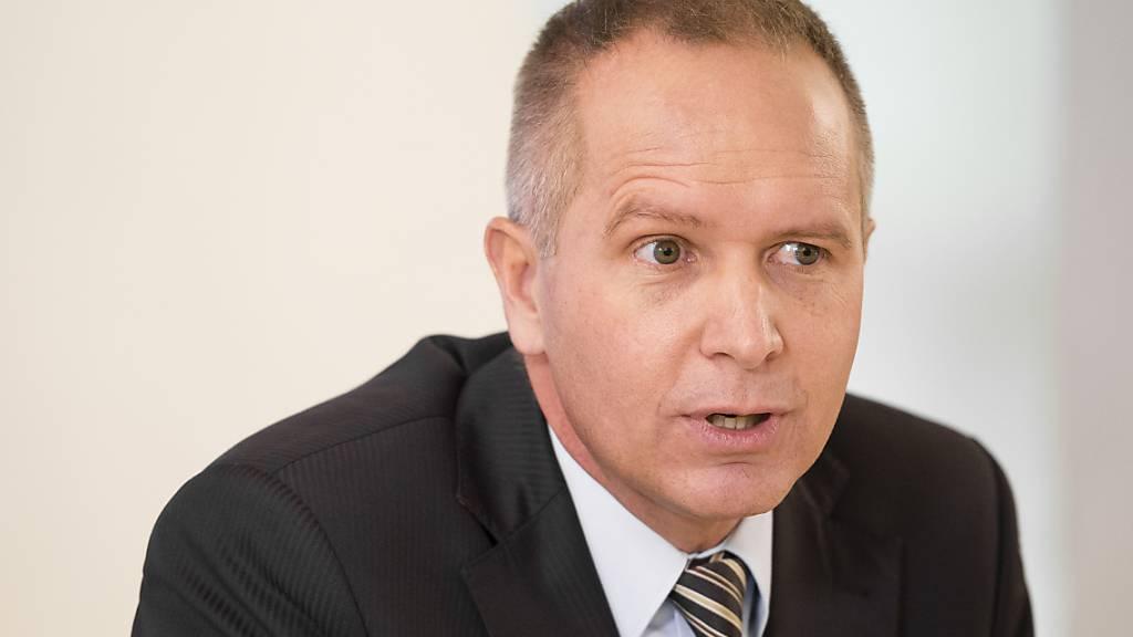 Schülerinnen und Schüler der St. Galler Volksschulen müssen keine Masken tragen. Bildungsdirektor Stefan Kölliker begrüsst dies und sieht den Präsenzunterricht als oberstes Ziel.