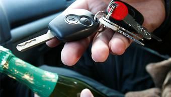 Entweder Alkohol oder Autoschlüssel, beides zusammen geht nicht.