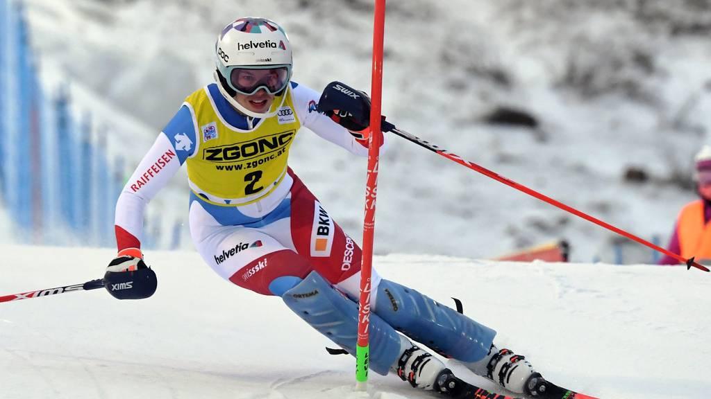 Vlhova gewinnt vor Shiffrin – starke Schweizerinnen knapp neben dem Podest