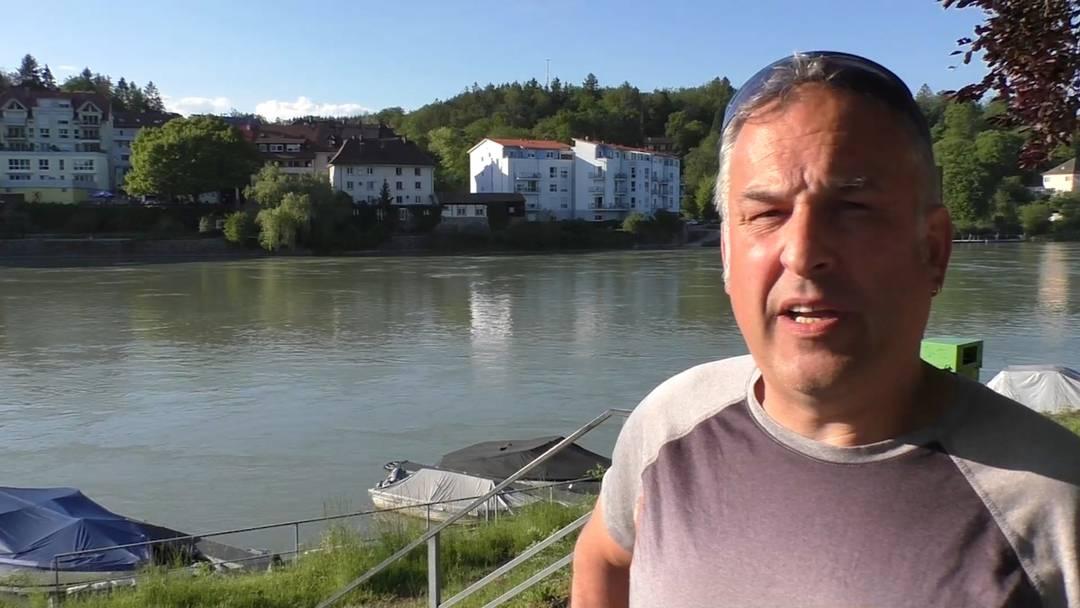 «Ich hatte einen riesigen Schock»: Bauer André Brutschi über die Kuhrettung auf dem Rhein