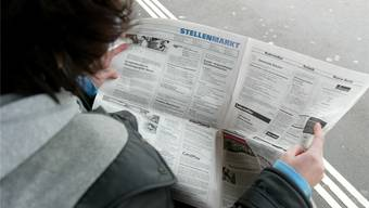 Die Zahl der Arbeitslosen blieb im Februar stabil. (R.J.)