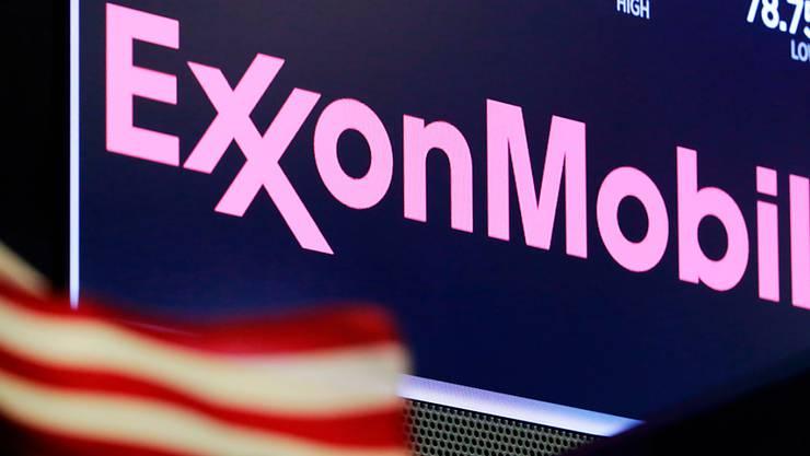 """Bei dem von Umweltrechtsexperten als """"historisch"""" beschriebenen Prozess hatte die Anklage ExxonMobil vorgeworfen, falsche Angaben über die finanziellen Auswirkungen des Klimawandels gemacht zu haben. (Archivbild)"""