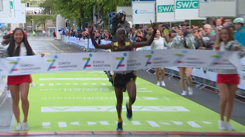 Livestream vom Zurich Marathon: Das sind die Gewinner!