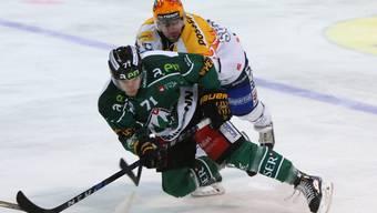 Giacomo Dal Pian kehrt gegen Visp ins Oltner Line-Up zurück.