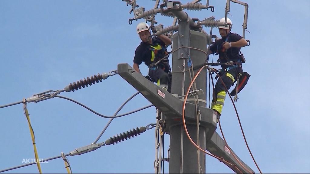 Strompreis steigt im Aargau erneut