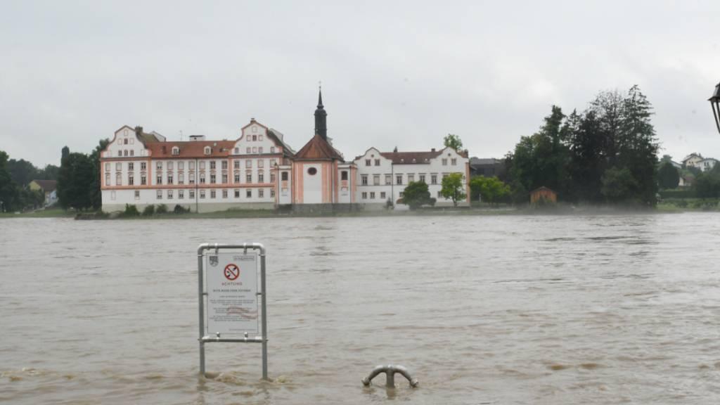 In weiten Teilen von Nieder- und Oberösterreich gingen einmal mehr Unwetter mit Starkregen nieder. (Archivbild).