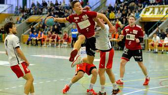 Handball-Derby Suhr Aarau - Zofingen