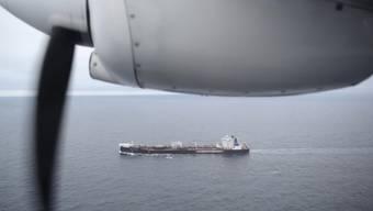 Vor der Küste Norwegens sind ein Tanker und ein Militärschiff zusammengestossen. (Symbolbild)