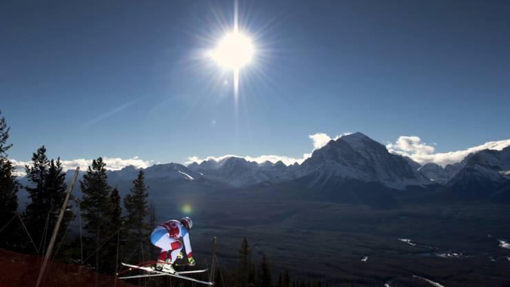 Beat Feuz und Co. bestreiten am Wochenende im kanadischen Lake Louise die ersten Speedrennen der Saison