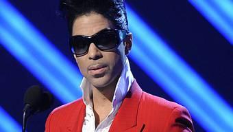 Prince sagt Konzert in Genf ab (Archiv)