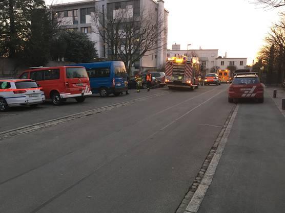 MM051_Frau nach Unfall in Tiefgarage in kritischem Zustand_Bild 1