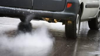 25 Probanden mussten im Wochenabstand Stickstoffdioxid einatmen.