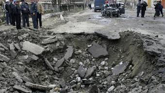Alltag in Dagestan - Selbstmordanschlag: Hier will Frankreich in den Tourismus investieren (Archiv)