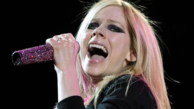Avril Lavigne (Archiv)