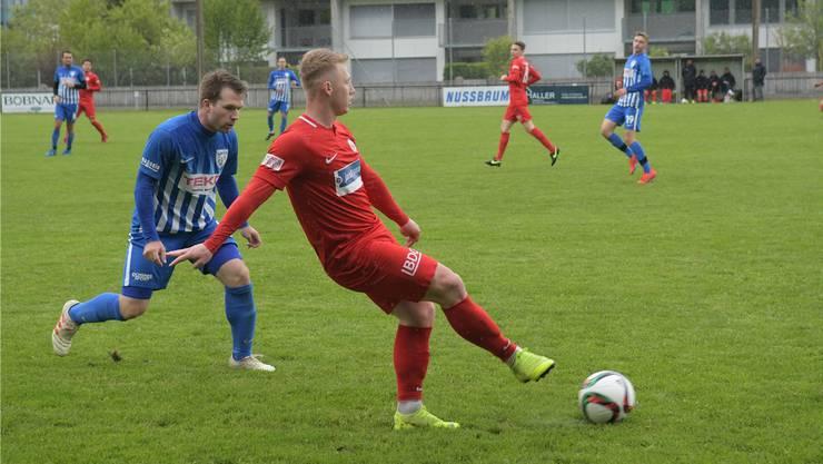 Der Dietiker Blazenko Klaric (am Ball) glänzte gegen Olten als Passgeber.