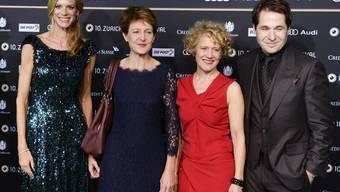 Eröffnung des 10. Zürich Film Festival