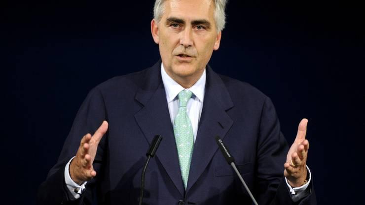 Ex-Siemens-Chef Peter Löscher hat sein Amt als Vizepräsident des Renova-Verwaltungsrates aufgegeben. Er bleibt aber weiter hin Sulzer-Verwaltungsratspräsident. (Archivbild)