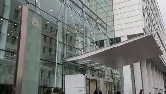 Mitarbeiter von GE in Baden: Wer selber kündigt, erhält drei Monatslöhne. ASP