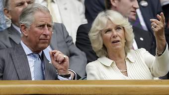 Sehen Roger siegen: Charles und Camilla