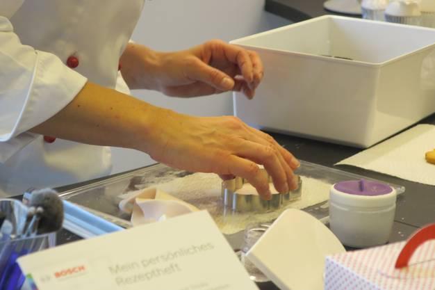 Back-Anleitung im Rahmen des Cake Festivals in Dietikon