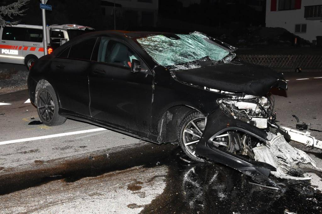 Tödlicher Unfall in Schwarzenbach