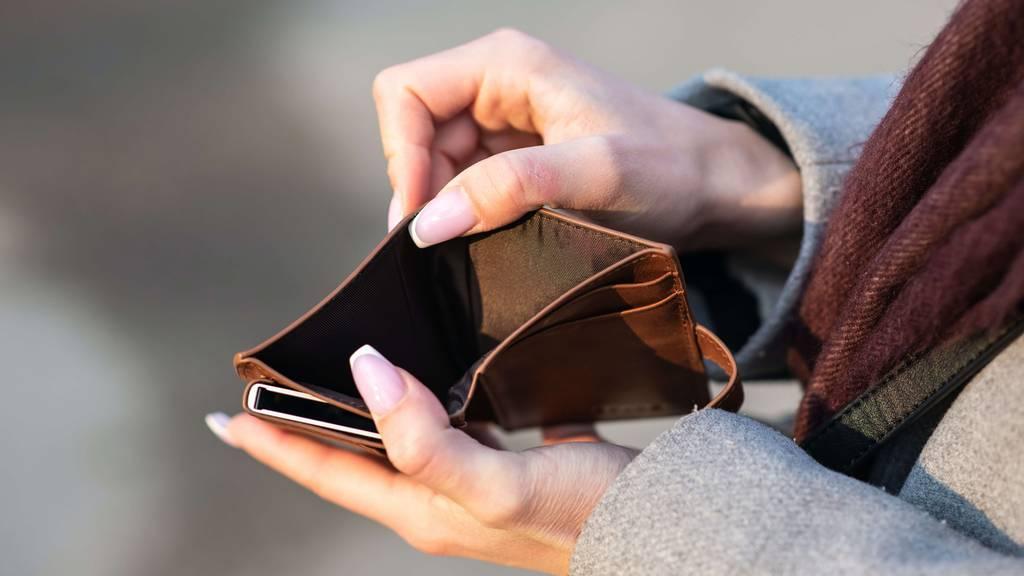 Schweizer Studenten fehlt das Geld