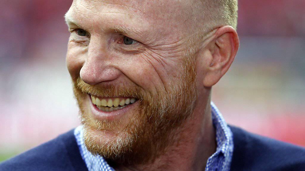 Matthias Sammer, ehemaliger Sportdirektor von Bayern München, engagiert sich neu als Mentor für Nachwuchsfussballer