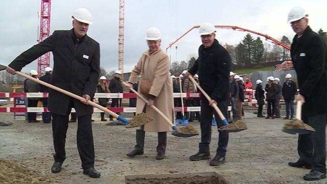 Grundstein für Bürgerspital gelegt