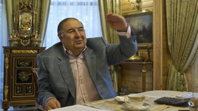 Den Oligarchen Alisher Usmanov kostet die Krimkrise Milliarden. Foto: Reuters