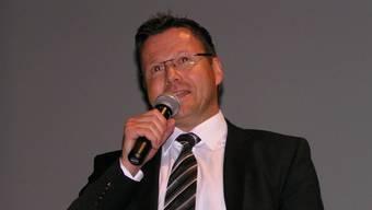 Rolf Wolfensberger von der NAB.