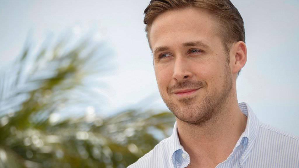 Ryan Gosling vergangenes Jahr am Filmfestival in Cannes.