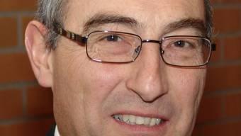 Hat wenig zu lachen: Finanzvorstand Rolf Schaeren muss Dietikon eine unsichere Zukunft präsentieren