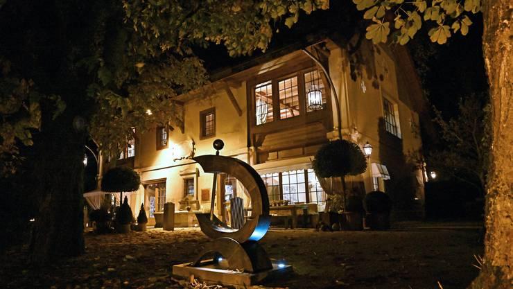 Das «Lampart's» im November: Noch bis Ende Jahr empfängt das Gastroehepaar hier seine Gäste.