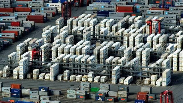 Deutschland verdankt sein Wirtschafts-Comeback vor allem den boomenden Exporten (Symbolbild)