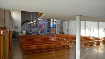 Die Kirche St. Johannes Härkingen