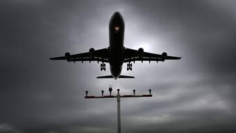 Trotz Streik: Dank des Einsatzes freiwilliger Piloten sollen am Dienstag die meisten Lufthansa-Flüge planmässig stattfinden.