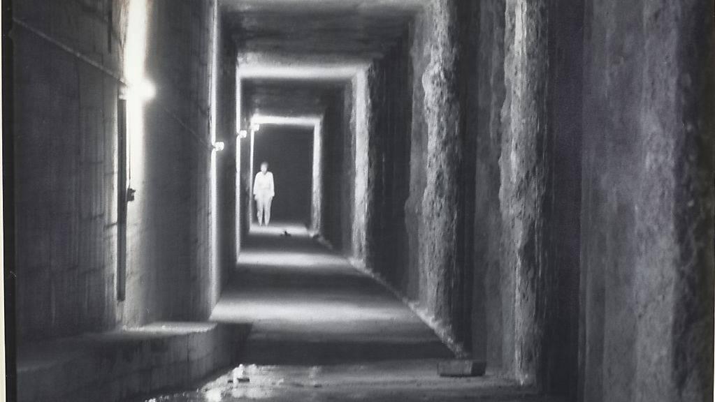 Die Fotografie «Räume IV» (1985) von Cécile Wick ist Teil der Ausstellung «Die neue Fotografie. Umbruch und Aufbruch 1970-1990» im Kunsthaus Zürich