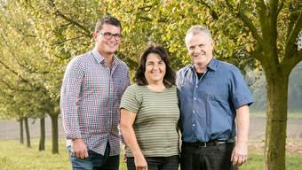Die Familie Kohler produziert aus hofeigenen Früchten preisgekrönte Destillate.