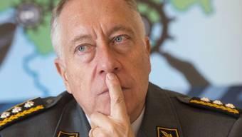 Armeechef Blattmann will Mobilmachung wieder einführen