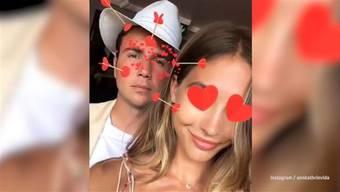 Mario Götze hat die Hochzeit mit Ann-Kathrin Brömmel abgesagt. Zwar sind die beiden schon verheiratet, die freie Trauung wird nun aber vorerst nicht stattfinden.