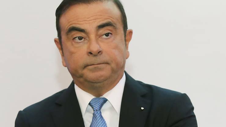 Nach der Inhaftierung von Auto-Manager Carlos Ghosn in Japan hat die französische Regierung eine Delegation nach Tokio geschickt. Es geht dort um die Zukunft der Allianz zwischen Renault und Nissan. (Archiv)