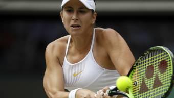 Belinda Bencic erreicht in Washington kampflos die Viertelfinals