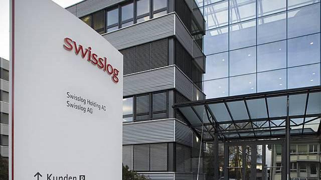 Swisslog-Hauptsitz in Aarau