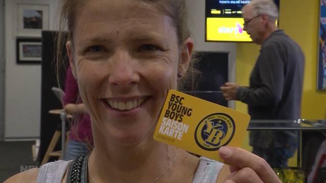 Drei YB-Tickets für 1'700 Franken