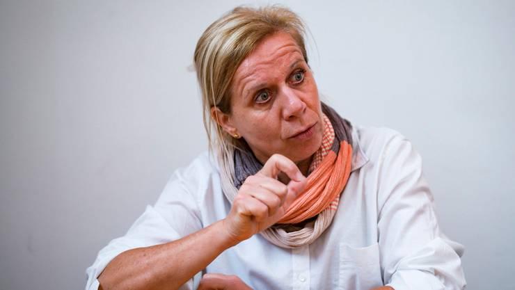 Beatrice Goetz tritt im Aargauer Kuratorium die Nachfolge von Walter Küng an.