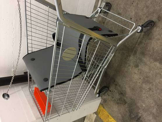 So sieht der Ben's Cart aus.