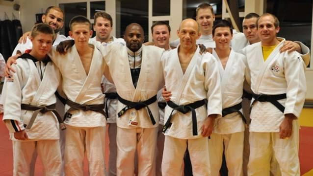 Die erfolgreiche Judo-Mannschaft beider Basel.
