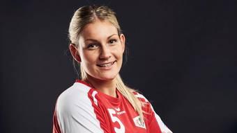 Lisa Frey hat den Umzug von Aalborg nach Göppingen hinter sich.